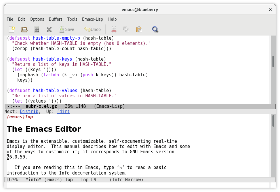 Open in Emacs - Visual Studio Marketplace